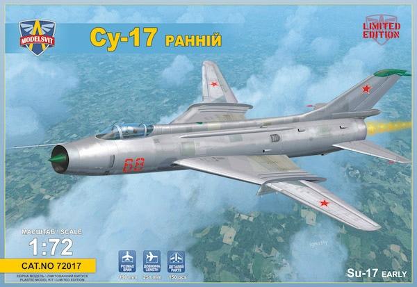 【新製品】72017)スホーイ Su-17 フィッター 初期型