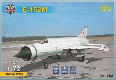 【新製品】72030)ミグ Ye-152M フリッパー
