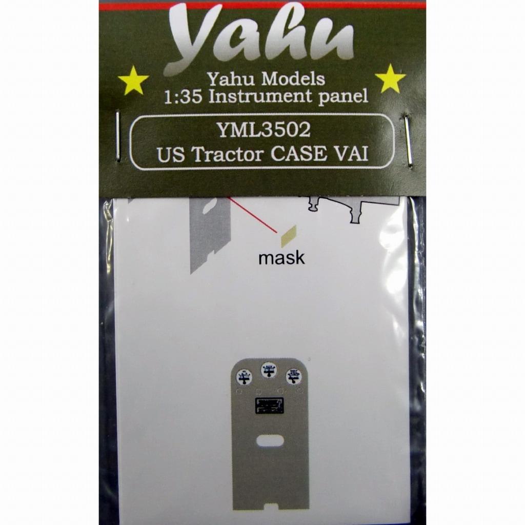 【新製品】YML3502)米 ケース社軍用トラクター VAI メーターパネル