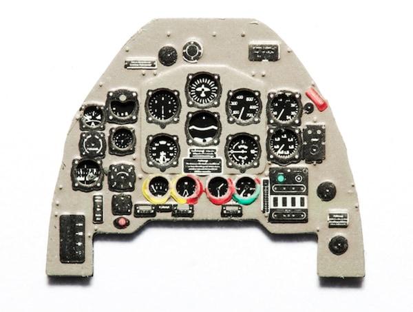 【新製品】YMA7275)ユンカース Ju87B-1 スツーカ 計器盤