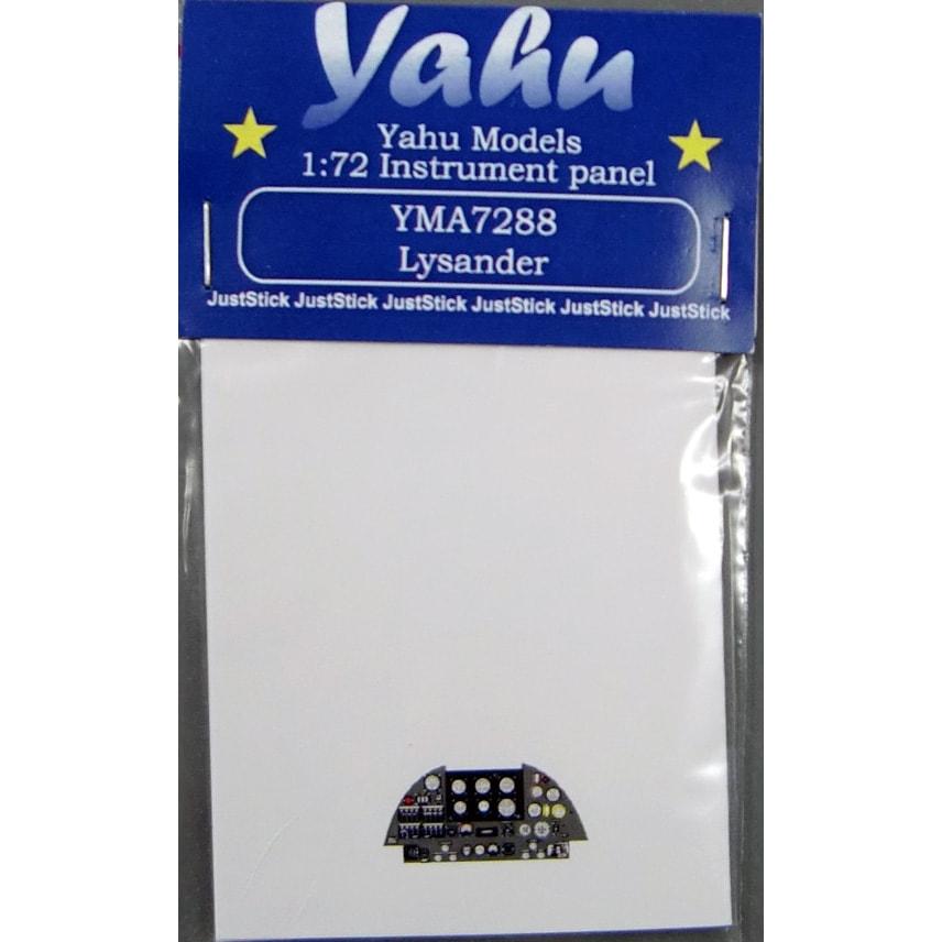 【新製品】YMA7288)ウェストランド ライサンダー 計器盤