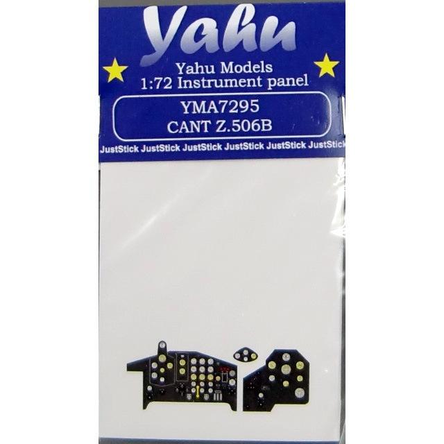 【新製品】YMA7295)カント Z.506B 計器盤