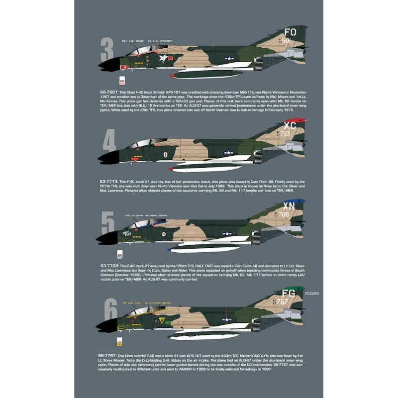 【新製品】32076)F-4D/D ファントムII ベトナム戦争