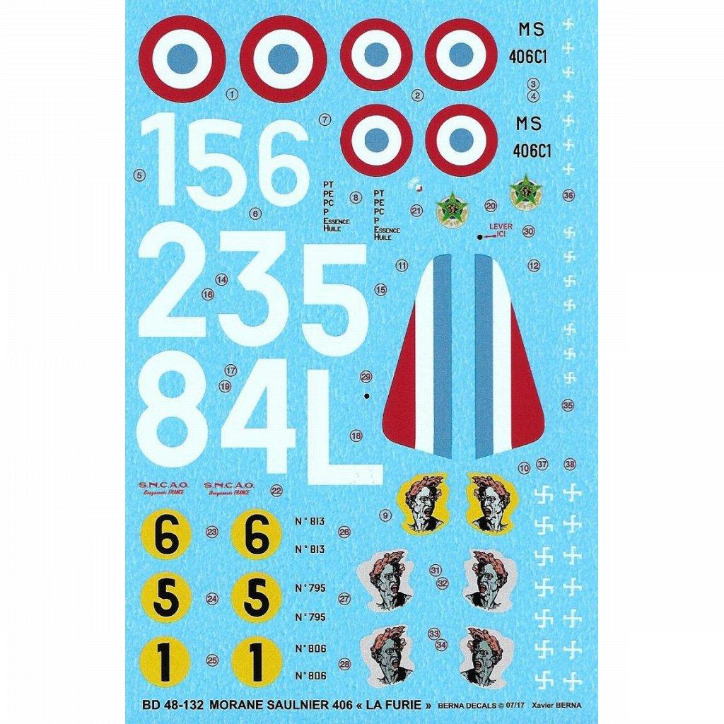 【新製品】BD48-132)モラーヌ・ソルニエ MS406