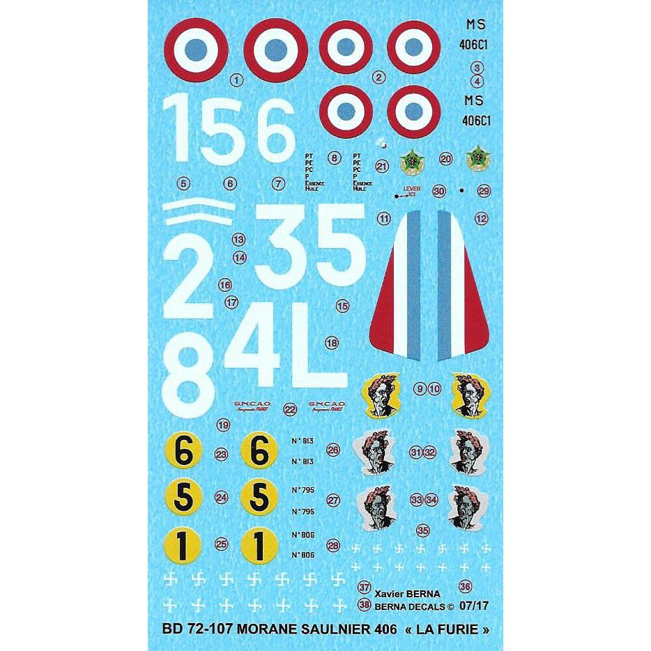 【新製品】BD72-107)モラーヌ・ソルニエ MS406