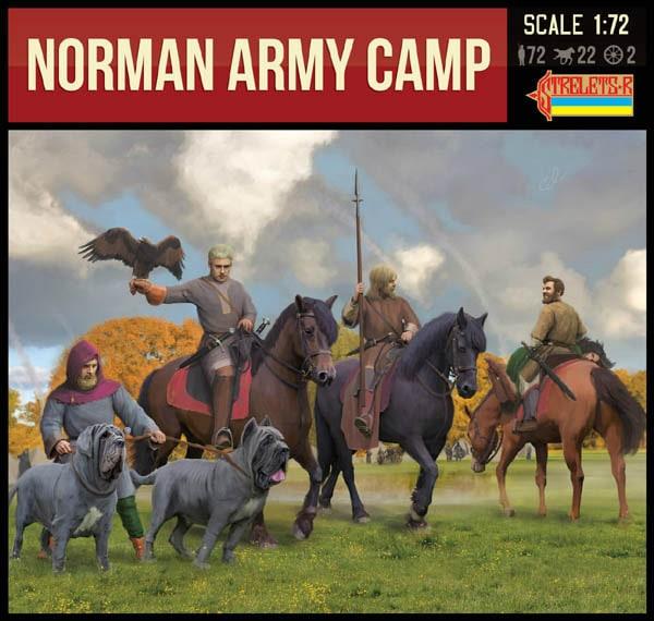 【新製品】909)ノルマン軍キャンプ