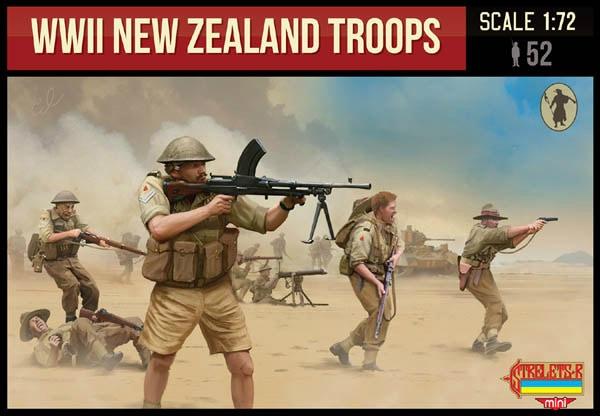 【新製品】MINI M111)WWII ニュージーランド兵