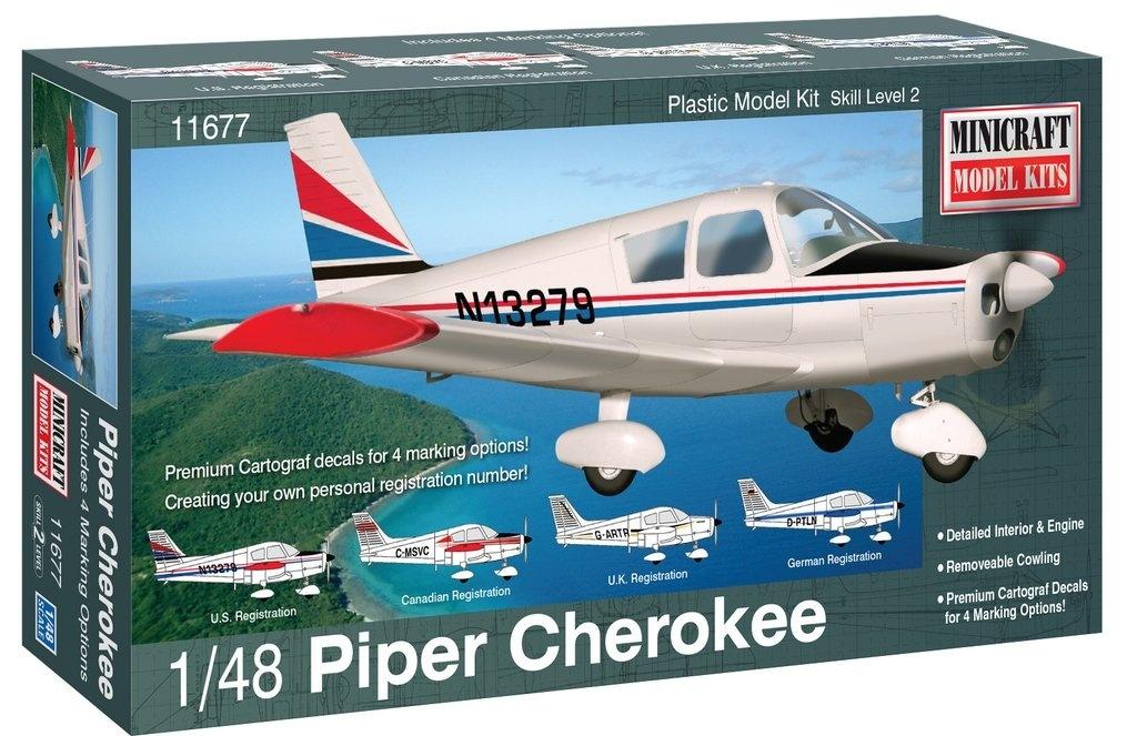 【新製品】11677)パイパー チェロキー