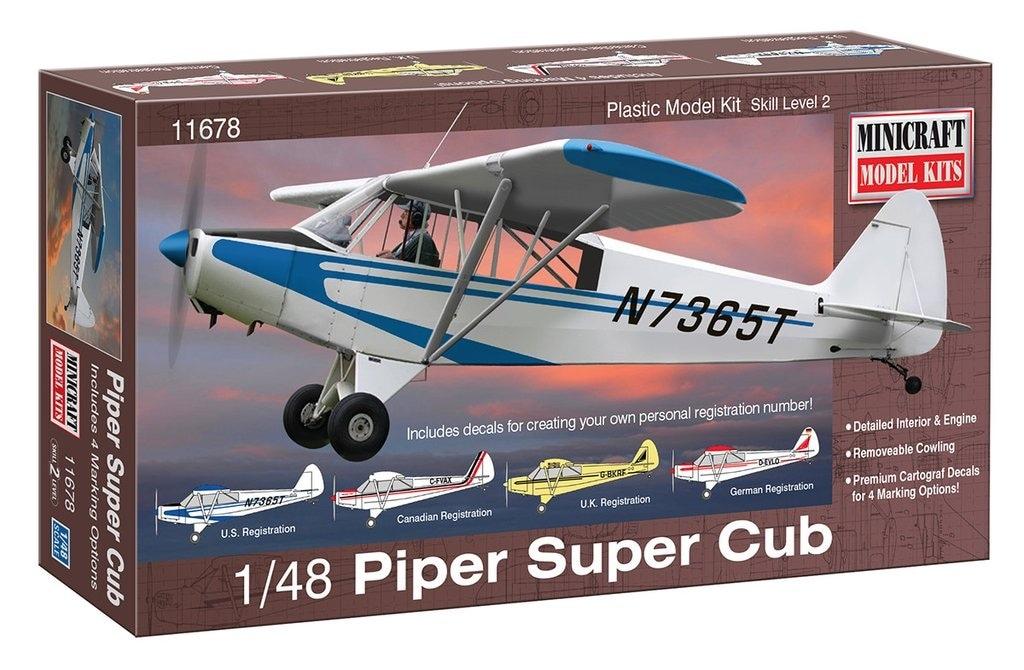 【新製品】11678)パイパー スーパーカブ