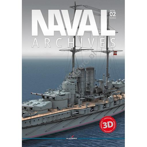 【新製品】92002)NAVAL ARCHIVES Vol.2
