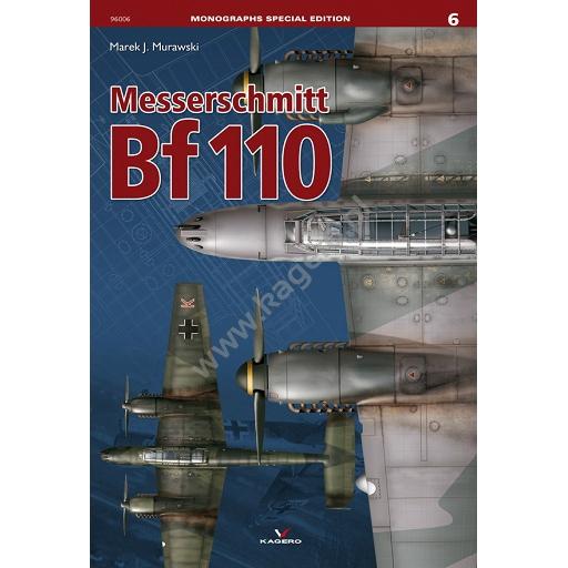 【新製品】MONOGRAPHS SPECIAL EDITION 96006)メッサーシュミット Bf110