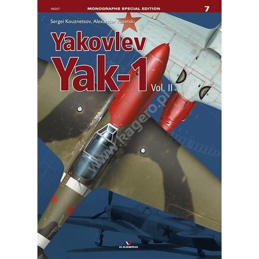 【新製品】MONOGRAPHS SPECIAL EDITION 96007)Yak-1 Vol.II