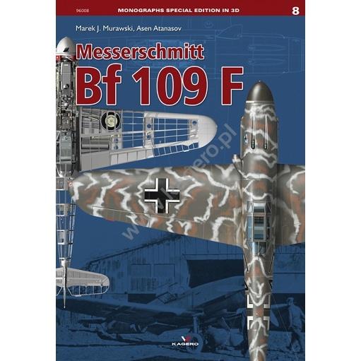 【新製品】MONOGRAPHS SPECIAL EDITION 96008)メッサーシュミット Bf109F