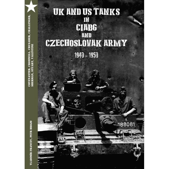 【新製品】HB10)チェコ独立機甲旅団とチェコ陸軍の米英戦車 1940-1950