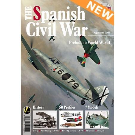 【新製品】エアフレームエクストラ No.5)スペイン内戦