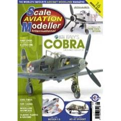 【新製品】スケールアヴィエーションモデラーVol.22-06)ITALY'S COBRA