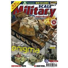 【新製品】スケールミリタリーモデラー544)T-55 ENIGMA