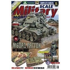 【新製品】スケールミリタリーモデラー554)M60A1 PATTON