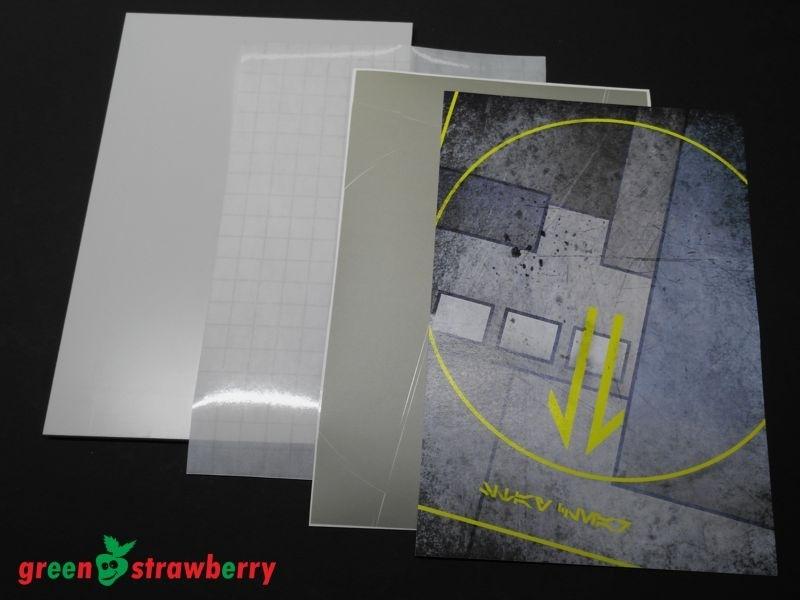 【新製品】グリーンストロベリー DP01)スター・ウォーズ ハンガーデッキ 情景ベース