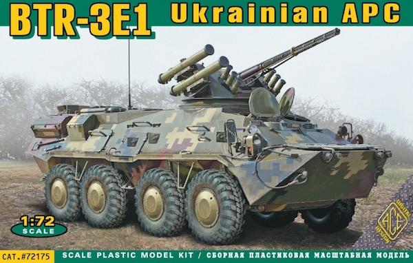 【新製品】72175)ウクライナ BTR-3E1シュトゥールム搭載型