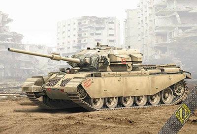 【新製品】74426)英 センチュリオン Mk.5 主力戦車 105mm砲型