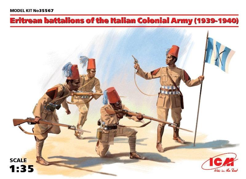 【新製品】35567)イタリア エリトリアン部隊 (1939-1940)