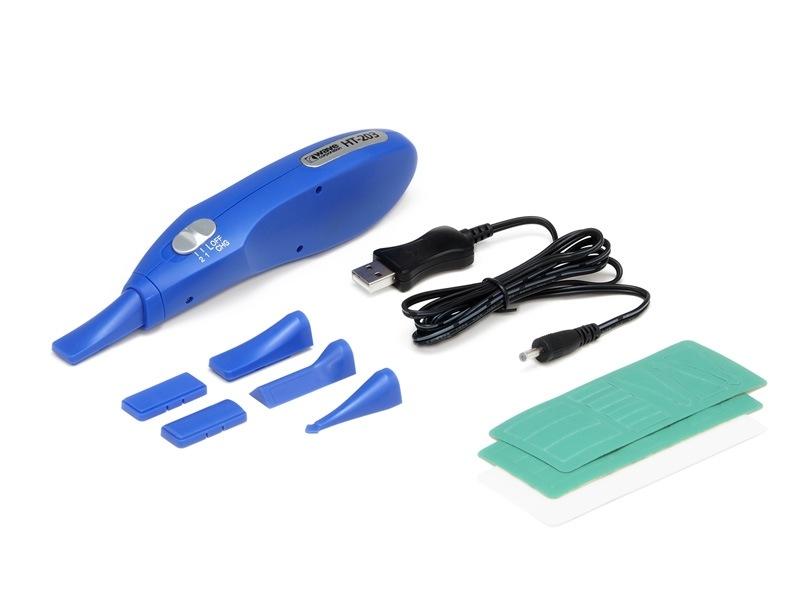 【新製品】HT-203)USB充電式 コードレスポリッシャー