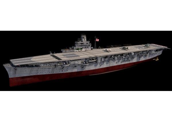【新製品】フルハルモデル39)日本海軍 航空母艦 飛鷹 昭和17年