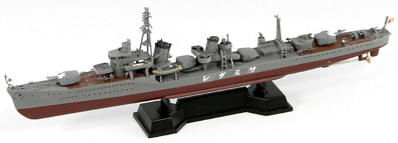【新製品】SPW46)日本海軍 駆逐艦 五月雨
