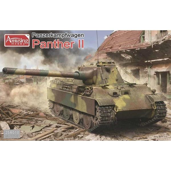 【新製品】35A018)ドイツ中戦車 パンサーⅡ.