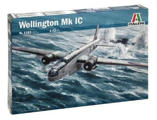 【新製品】1383)ヴィッカース ウェリントン Mk.IC