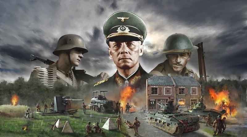 【新製品】6118)WWII アラスの戦い 1940年 ロンメルの進撃