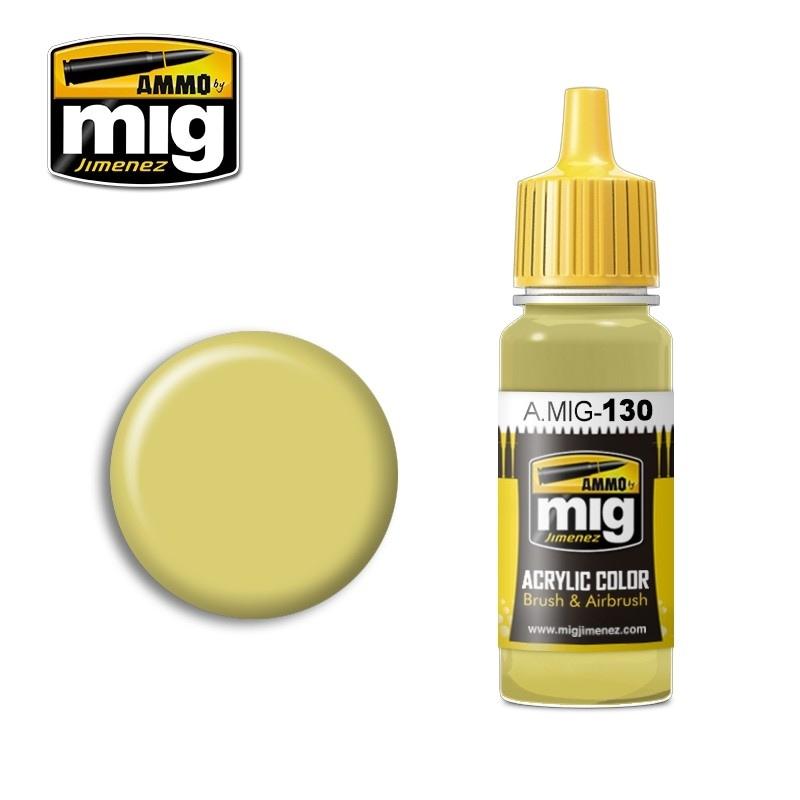 【新製品】A.MIG-130)褐色した黄色