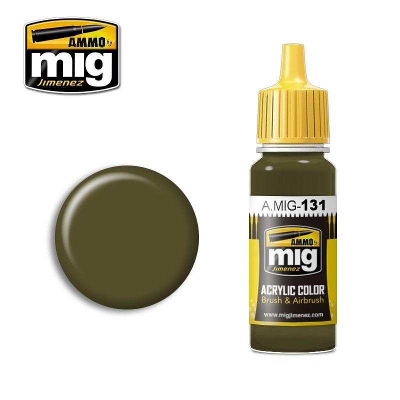 【新製品】A.MIG-131)リアル IDF シナイグレー82
