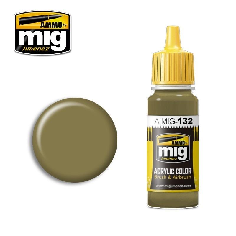 【新製品】A.MIG-132)リアル IDF サンドグレー73