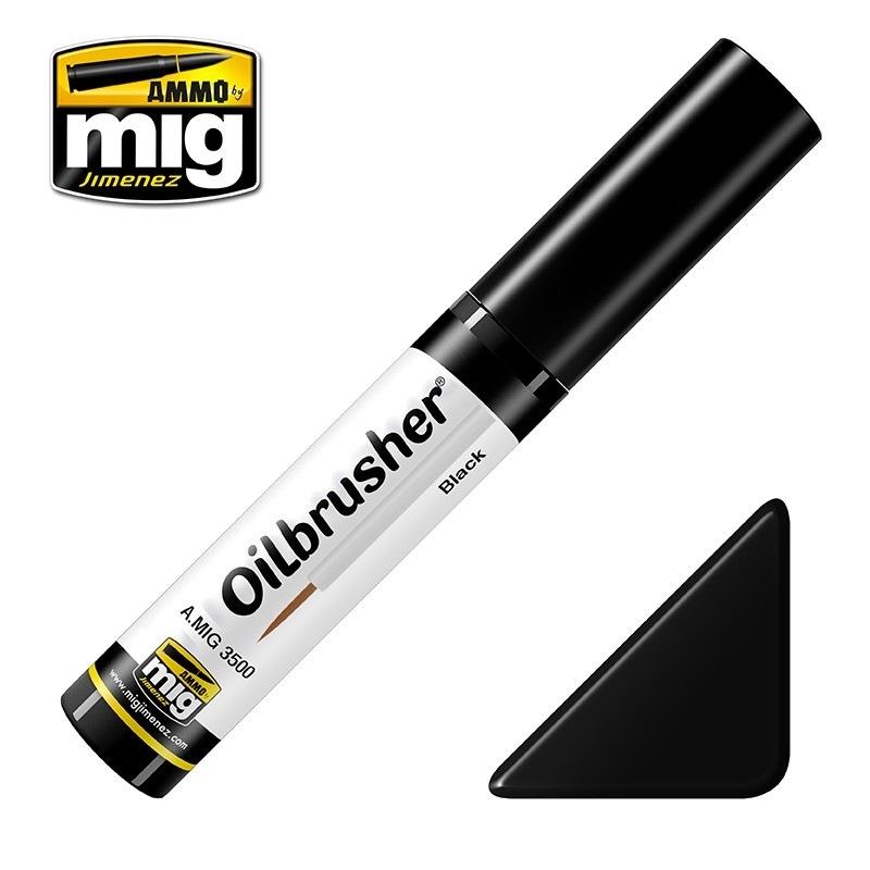 【新製品】A.MIG3500)オイルブラッシャー ブラック