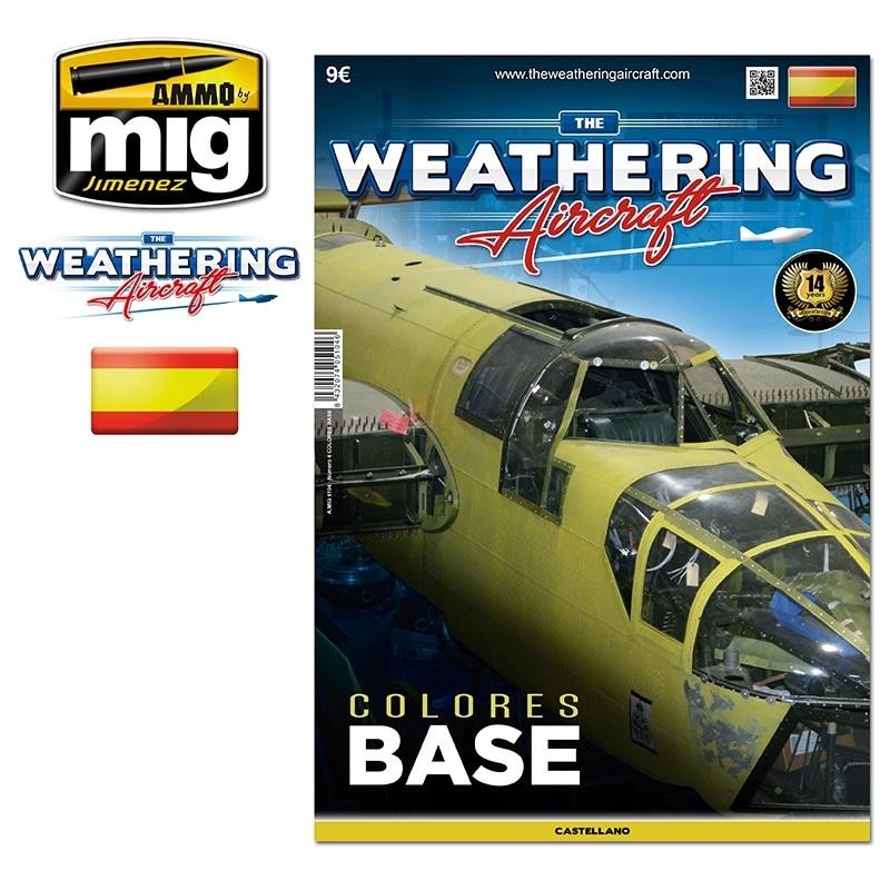 【新製品】A.MIG5204)ウェザリングエアクラフト 第4号 ベースカラー特集