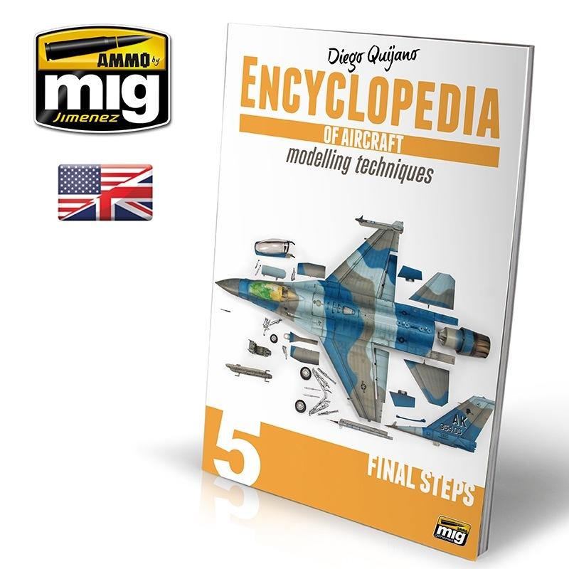 【新製品】A.MIG6054)エンサイクロペディア・オブ・エアクラフト5 ファイナルステップ