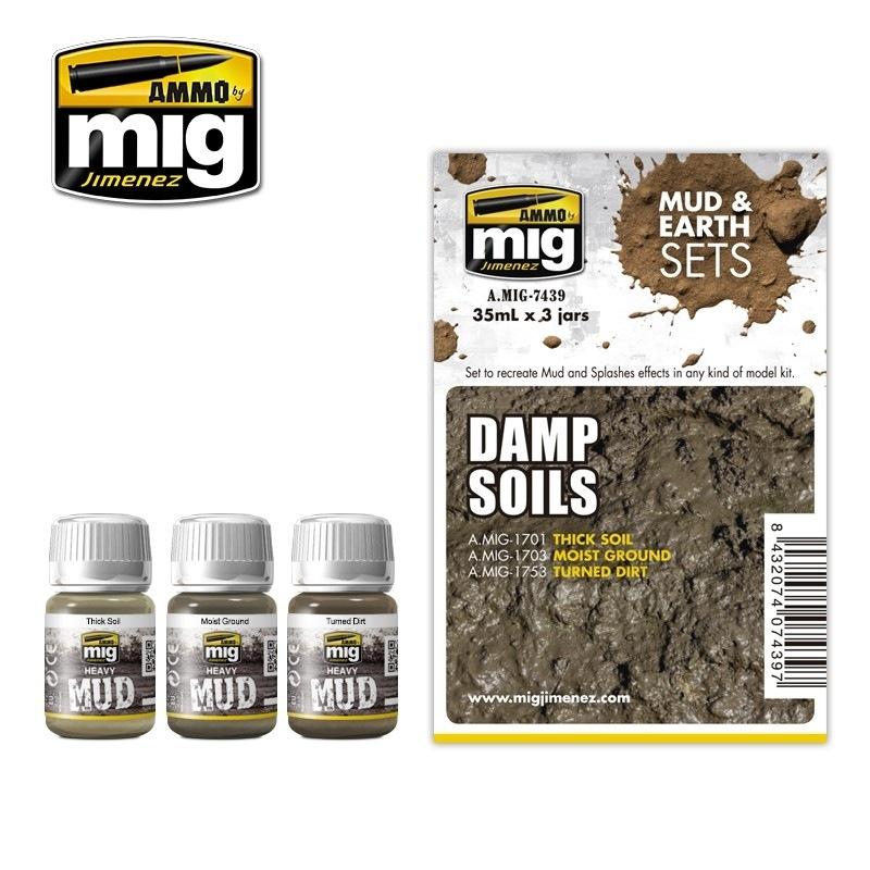 【新製品】A.MIG-7439)湿った土