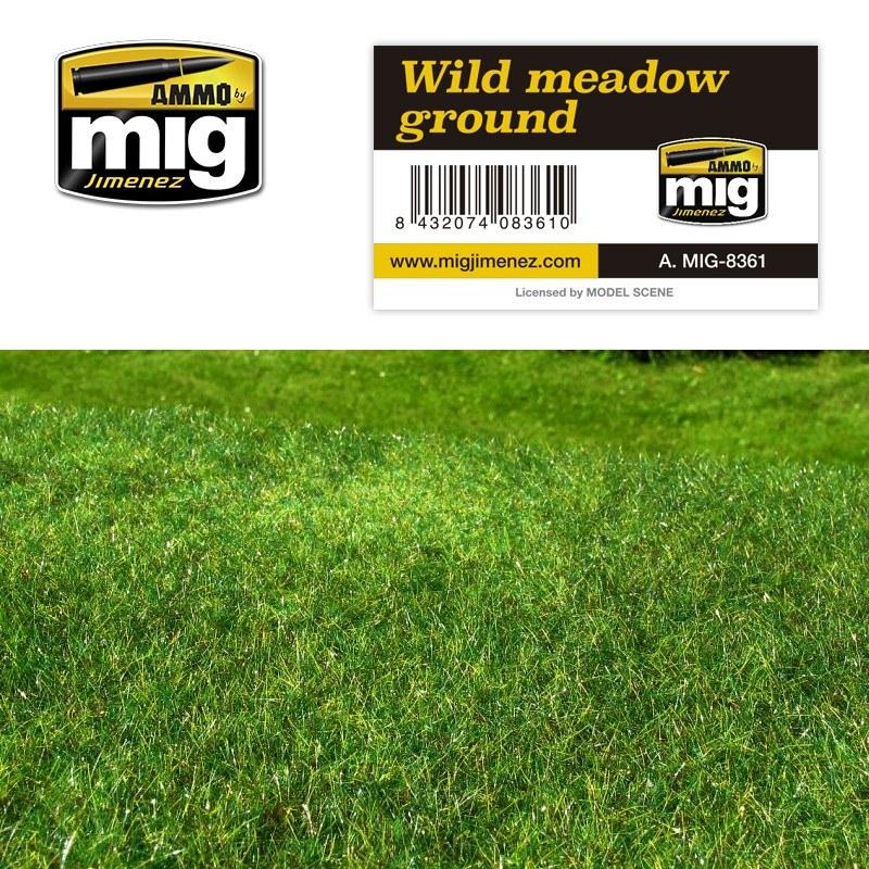 【新製品】A.MIG-8361)牧草地