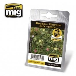【新製品】A.MIG-8460)牧草とフラワーミックス