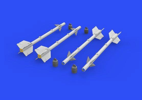 【新製品】ブラッシン632083)AIM-9B サイドワインダー