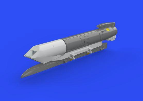 【新製品】ブラッシン648273)ハリアー GR.9 照準ポッド
