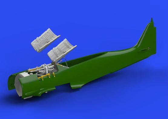 【新製品】ブラッシン672101)フォッケウルフ Fw190A-5 胴体内機銃