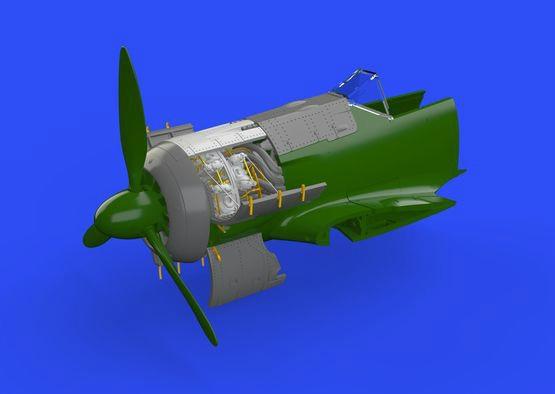 【新製品】ブラッシン672117)フォッケウルフ Fw190A-5 エンジン