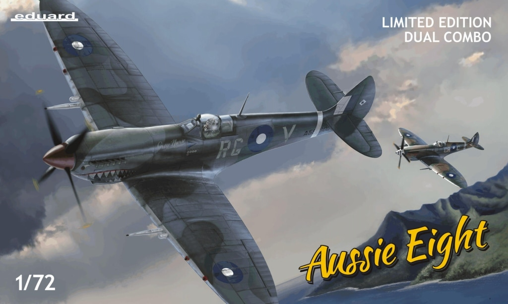 【新製品】2119)オージーエイト RAAF スピットファイア デュアルコンボ
