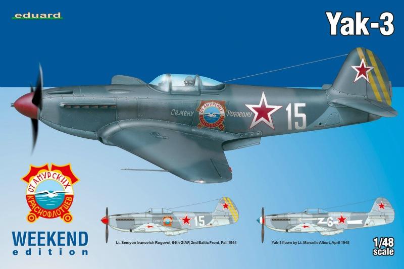【新製品】8457)ウィークエンド Yak-3
