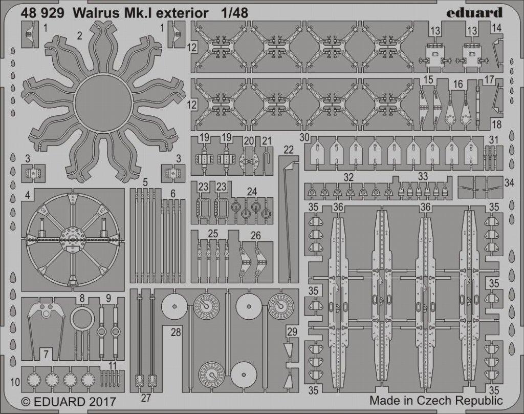 【新製品】48929)ウォーラス Mk.I 外装