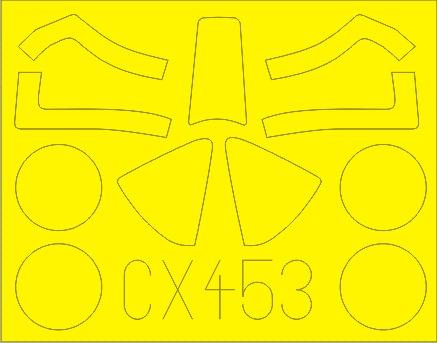 【新製品】CX453)F4U-4 コルセア