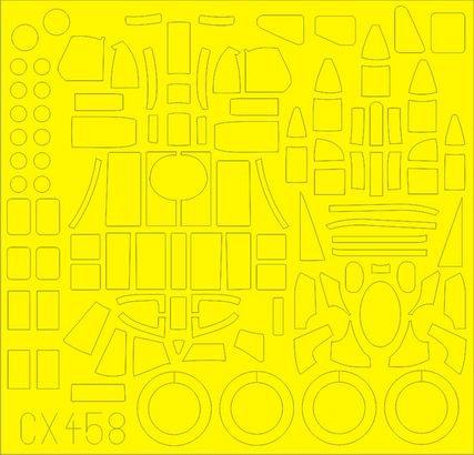 【新製品】CX458)ハンドレページ ハリファックス B Mk.III